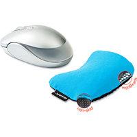 Ima A10123 Le Petit Mouse Wrist Cushion, Teal