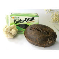 tropical naturals Dudu-Osun African Black Soap (100% Pure) Pack of 3