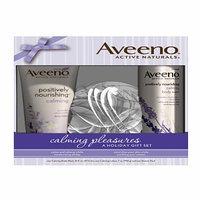 Aveeno® Calming Naturals A Holiday Gift Set