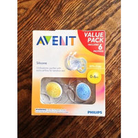 Philips Avent Avent Value Pack Pacifier Set - 6 pack (0-6month)