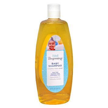 Walgreens Baby Shampoo