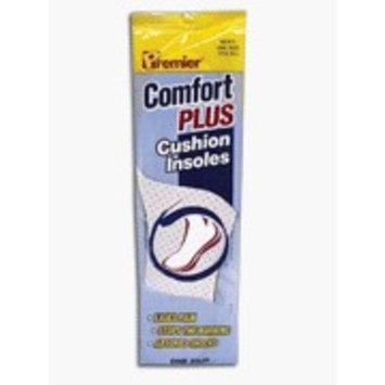 Premier Insoles Comfort Plus Women Premium - Size: 7-8, 1 Pair