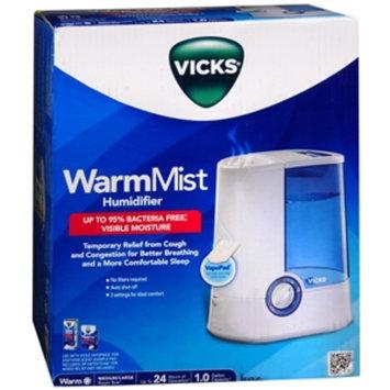 Vicks Warm Mist Humidifier, 1 Gallon, 1 ea