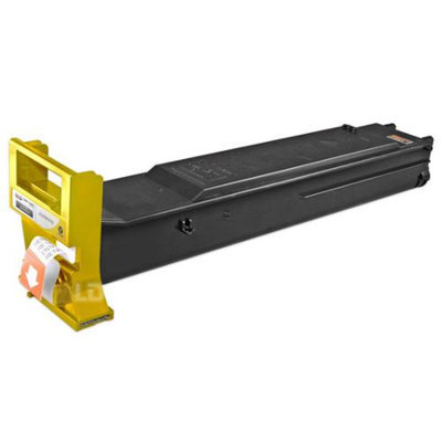 LD Compatible Yellow Laser Toner Cartridge for Konica Minolta A0DK233 (TN318Y) for Bizhub C20