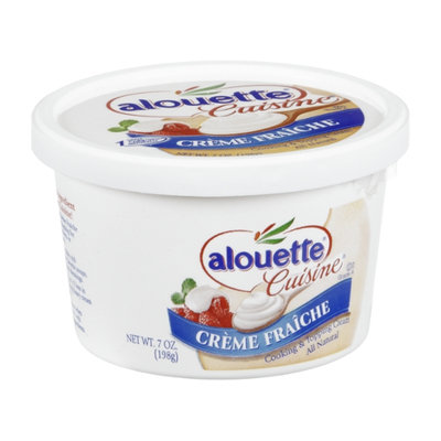 Alouette Cuisine Creme Fraiche Cooking & Topping Cream