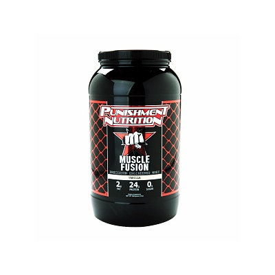 Punishment Nutrition Muscle Fusion Whey Protein
