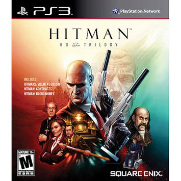 Square Enix Hitman Trilogy (Playstation 3)
