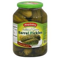 Generic Hengstenberg Traditional German Barrel Pickles, 57.5 fl oz, (Pack of 6)