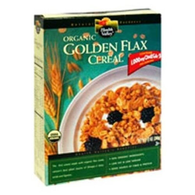Health Valley Organic Golden Flax Cereal, 13.8--Ounce Boxes (Pack of 6)