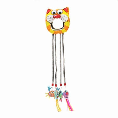 Fat Cat Catfisher Doorknob-Hanger with Lures