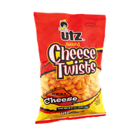 Utz Baked Cheese Twists Flavored Snacks