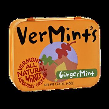 VerMints GingerMint Breath Mints