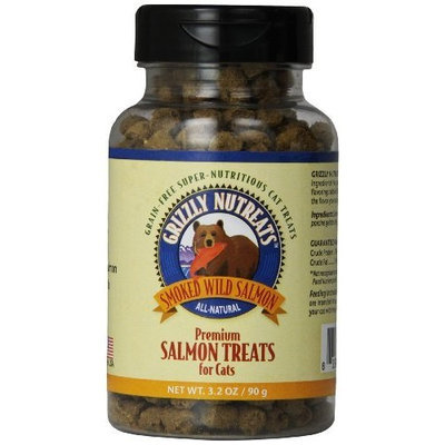 Unknown Grizzly Nu Treats for Cats 3.2 Ounce