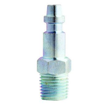 Milton Industries 1/4Male D.U.Plug (Set of 3)