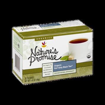 Nature's Promise Organics Organic Earl Grey Black Tea Bags - 20 CT