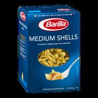 Barilla Pasta Medium Shells