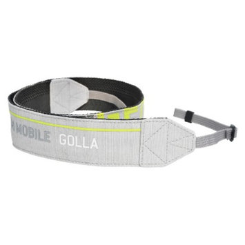 Golla Gray Digital SLR Camera Strap G1020