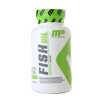 MusclePharm Fish Oil High Quality EPA/DHA