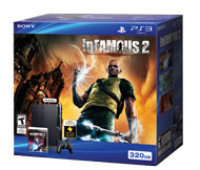 Sony Computer Entertainment PlayStation 3 320GB inFAMOUS 2 Bundle