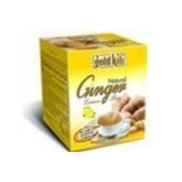 Unknown Gold Kili All Natural Ginger Lemon Drink Instant Drink - 10 Packets (1.68 Oz)