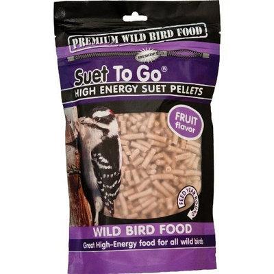 Unipet WB016 Suet To Go Fruit Hi Energy Pellet, 1.21 Pounds