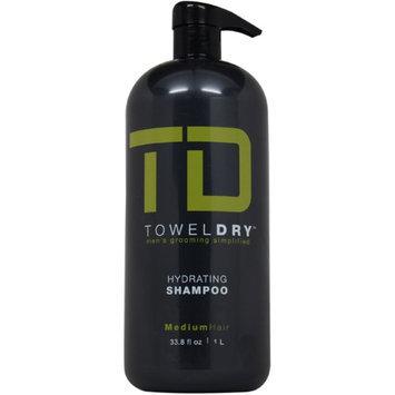 Towel Dry 33.8 oz Hydrating Shampoo