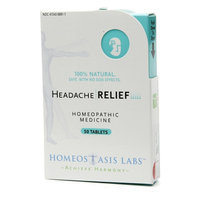 Homeostasis Labs Headache Relief
