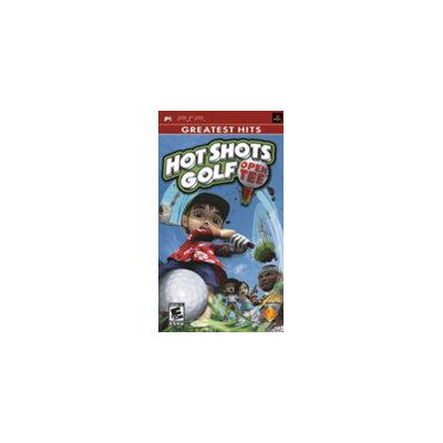 Sony Hot Shots Golf: Open Tee