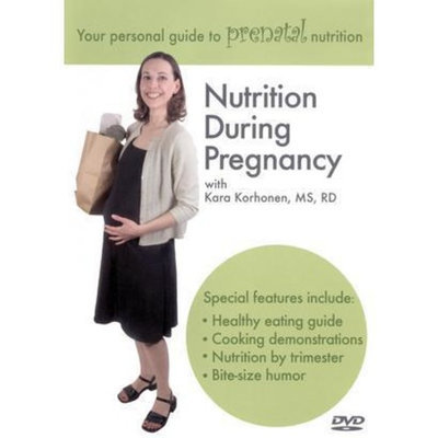 Bite Size Video Dvd Nutrition During Pregnancy