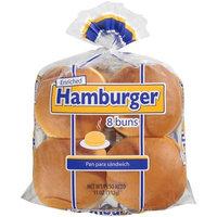 Value Enriched Hamburger Buns, 8 count, 11 oz