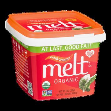 Melt Organic Soy Free Buttery Spread Rich & Creamy