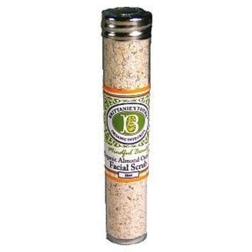 Brittanie's Thyme Almond Oatmeal Facial Scrub - 25 Ml (Case of 12)