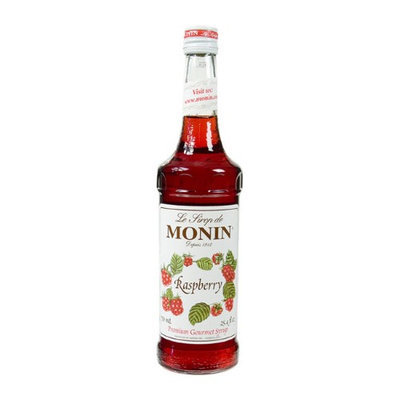 Monin Inc. Drink Syrups Monin Raspberry Drink Syrup, 750mL