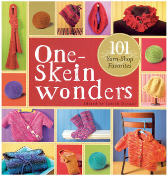 Storey Publishing One-Skein Wonders Book