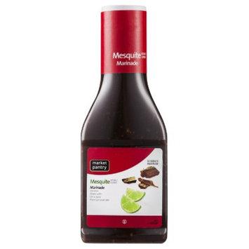 market pantry Market Pantry Mesquite Marinade - 12.25 oz.