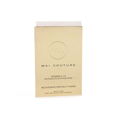 Mai Couture Revitalize Oil Blotting Papier Vitamin C+E