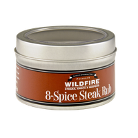 Wildfire 8-Spice Steak Rub
