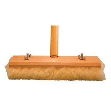 Magnolia Brush 455-2316 16 Inch Lambswool Wax Applicator W-W54 Handle