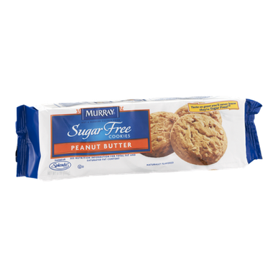 Murray Sugar Free Peanut Butter Cookies