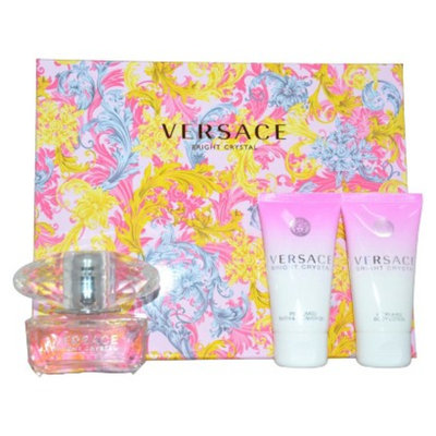 Women's Versace Bright Crystal by Versace - 3 Piece Gift Set