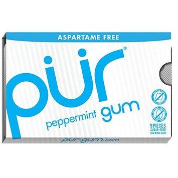PUR Gum Peppermint Gum