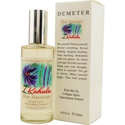 Demeter Kahala Cologne Spray for Unisex by Demeter Blue Hawaiian, 4 Ounce