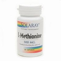 Solaray L-Methionine 500mg