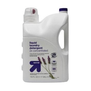 up & up Lavender Scent Liquid Laundry Detergent 150 oz