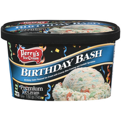 Perry's Ice Cream Birthday Bash Premium Ice Cream, 1.5 qt