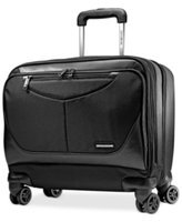 Samsonite Triple Gusset Spinner Mobile Office