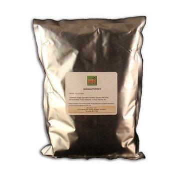 Bobastore.com Bubble Boba Tea Banana Milk Powder Mix, 2.2 lbs (1kg) bag