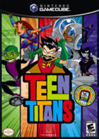 Artificial Mind and Movement Teen Titans
