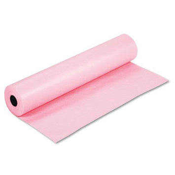 Pacon Creative Products Pacon Lightweight Rainbow Kraft Paper Roll - Pink