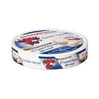 The Laughing Cow Classic Cream Cheese Spread Wedges - 8 CT